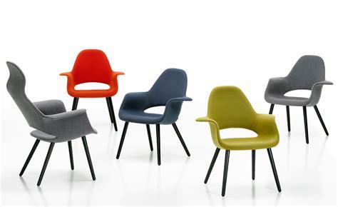 chaise design eames eames saarinen organic chair hivemodern com