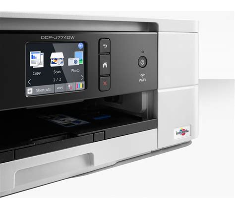 brother dcp jdw    wireless inkjet printer