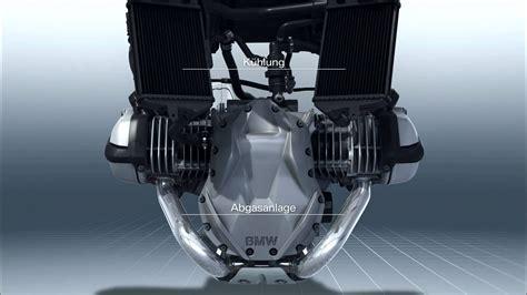bmw r 1200 gs luft wassergekuhlter boxermotor mit vertikaler durchstromung