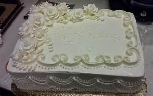 leah39s crazy cake lab elegant anniversary sheet cake With wedding sheet cake ideas
