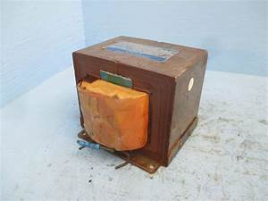 Ge 3 Kva 240x480  240 Volts 9t58b1815 1ph Type Ip