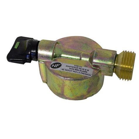 robinet adaptateur 511 pour d 233 tendeur sp 233 cial petites bouteilles de gaz nouveaux objets