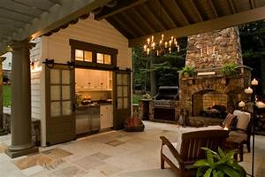 style spotters 7 garden patio must haves With outdoor kitchens and patios designs