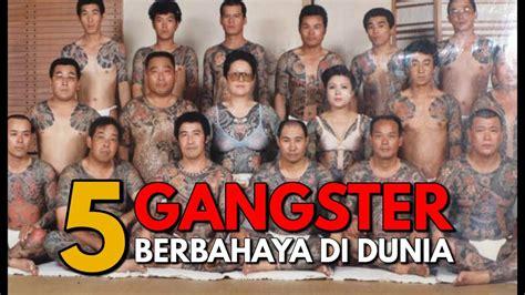 mafia gangster terbesar   berbahaya  dunia