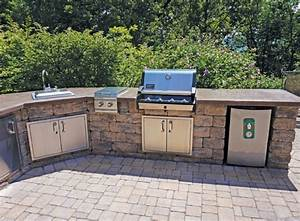 Bbq, Stands, Design, Ideas, For, Outdoor, Kitchens