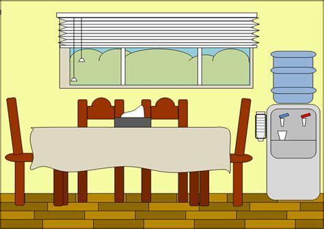 Diningroom  Free Images At Clkercom  Vector Clip Art