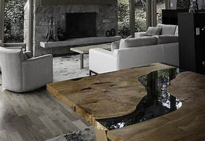 Welcome to Live Edge Design - Remarkable Natural Custom