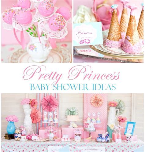 Baby Shower Ideas by Princess Baby Shower Ideas