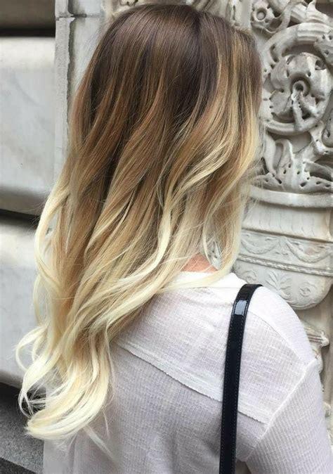 ansatz selber färben 1001 ideen wie sie ombre hair selber machen
