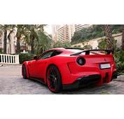 Full HD Wallpaper Ferrari Berlinetta Sports Car Resort