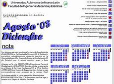Calendario Escolar Fime 2016 Calendar Template 2018