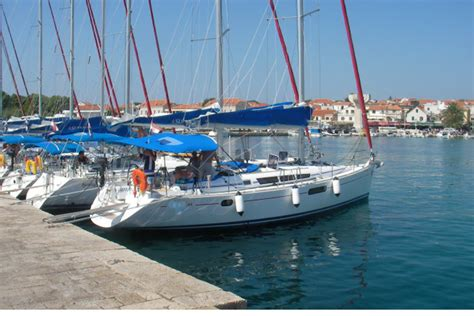 Catamaran Sailing Adelaide by Jeanneau 44i Quot Adelaide Mary Quot Adriatic Boat Charter