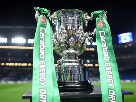Carabao Cup fourth round draw was made ahead of this week ...