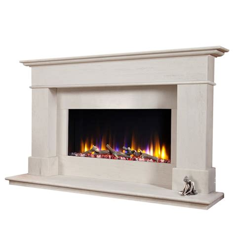 celsi avignon elite  ultiflame vr limestone electric