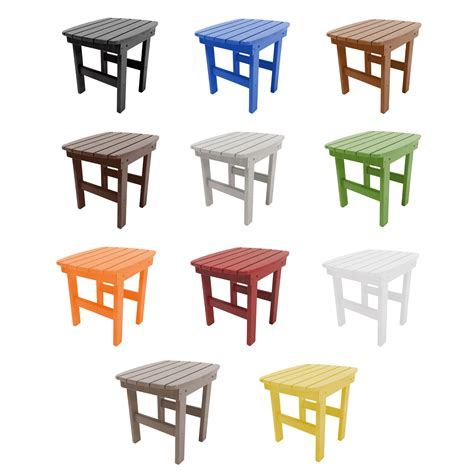 shop durawood adirondack side tables on sale