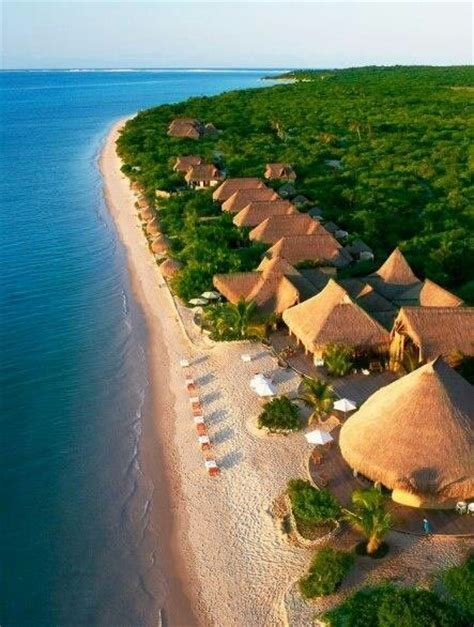 Mozambique Beach Resort Beachy Keen Pinterest