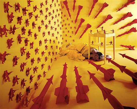 Nonphotoshopped Scenes By Sandy Skoglund Employ Surreal Sets