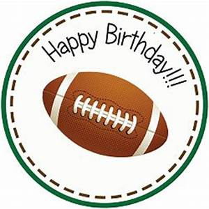 Football Birthday Printables Free Download - Birthday