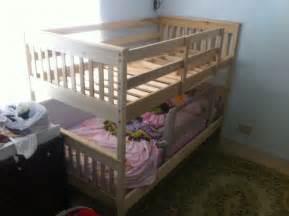 Toddler Bunk Bed Plans  Bed Plans Diy & Blueprints