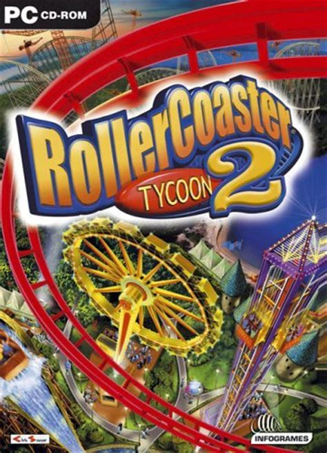 rollercoaster tycoon  game giant bomb