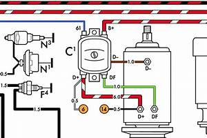 Alternator Voltage Regulator Wiring Diagram For Volkswagen