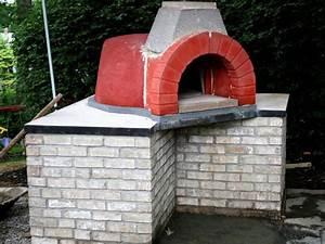 Flammkuchenofen Selber Bauen : pizzaofen im garten selber bauen bauanleitung mit ~ Articles-book.com Haus und Dekorationen