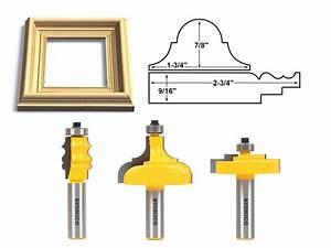 Cabinet Door Router Bit Profiles Home Furniture Decoration