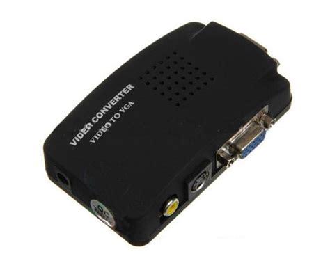 Rca Composite To Vga Converter « Soundandvideorentals.com
