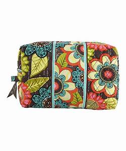 vera bradley flower shower large cosmetic bag showers With vera bradley bathroom bag