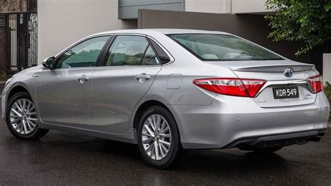 Toyota Camry Hybrid Picture by 2016 Toyota Camry Hybrid Review Term Carsguide
