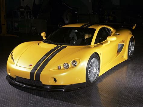 2007 Ascari A10 Car Desktop Wallpaper