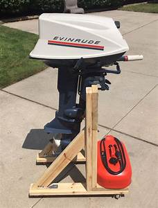 1969 Evinrude 18 Hp Fastwin Outboard Motor For Sale In New Baltimore  Mi