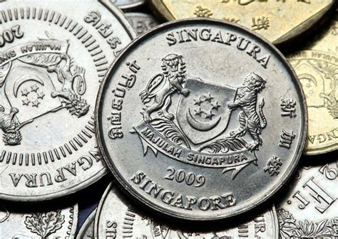 Singapore Rare Coins: Great Collectibles from All Eras ...