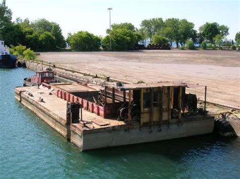 Power Boats For Sale Canada by Used Barge Power Boats For Sale In Canada Boats