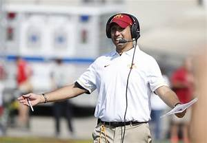 Matt Campbell in San Jose State v Iowa State - Zimbio