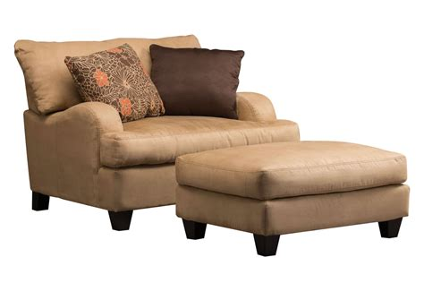 Microfiber Chair And Ottoman by Microfiber Ottoman At Gardner White