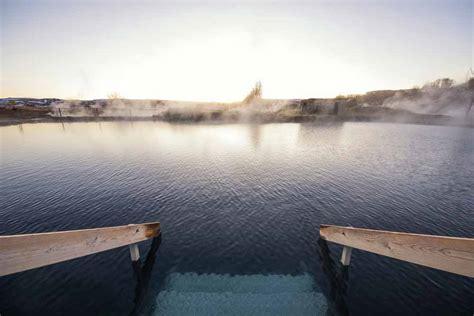 icelands golden circle secret lagoon  arctic