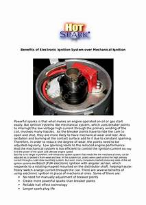 Impact Of Electronic Ignition System Over Mechanical Ignition