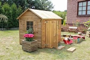 Spielhaus Holz Garten : spielhaus holz garten gebraucht ~ Articles-book.com Haus und Dekorationen