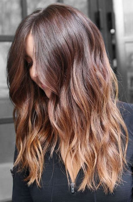 Best Hair Colors For Hair by 20 Best Hair Color Trends 2017 2018 Pics