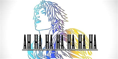 Here's 'final Fantasy X' With Tidus' Creepy Laugh