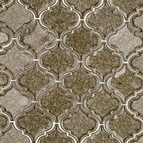 arabesque glass tile spanish olive arabesque glass tile