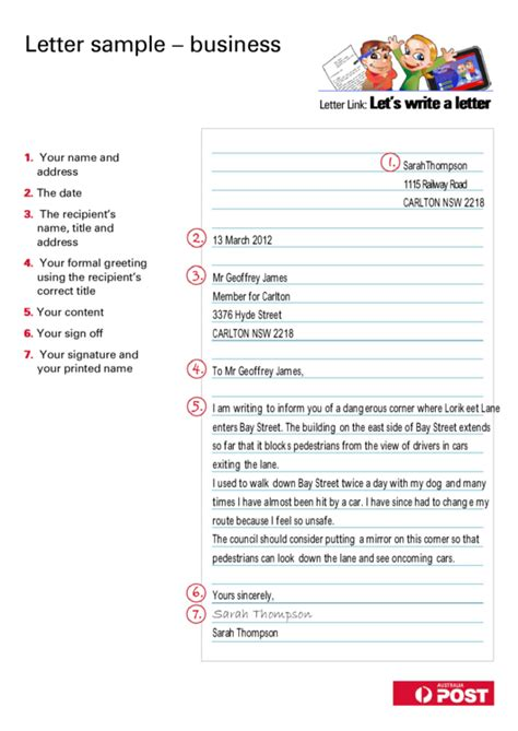 s thompson writes a blistering the top letter to sle business letter template printable pdf 22560