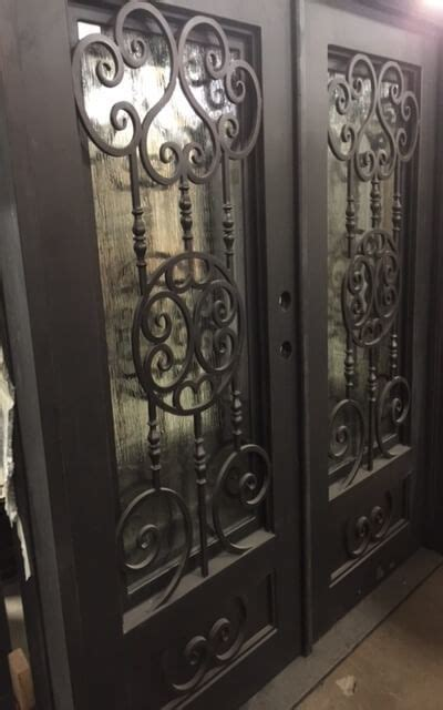 Builders Surplus YEE HAA   Iron Doors Dallas