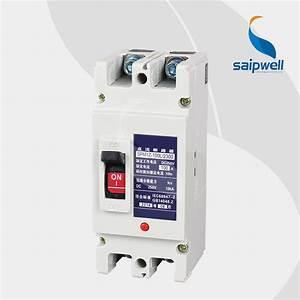 Spimz 100l 220v Dc Moulded Case Circuit Breaker   Plastic