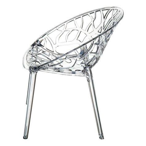 chaises en plexiglas chaise design en plexi 4 pieds tables chaises