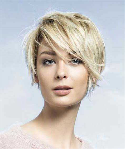 beloved short haircuts  women   faces