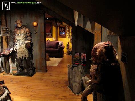 horror themed home decor  images custom cave horror