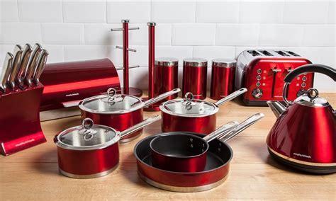 Morphy Richards Kitchen Set   Groupon