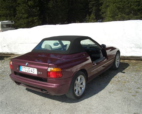 Bmw Z1 Convertible Photo Gallery #7/10